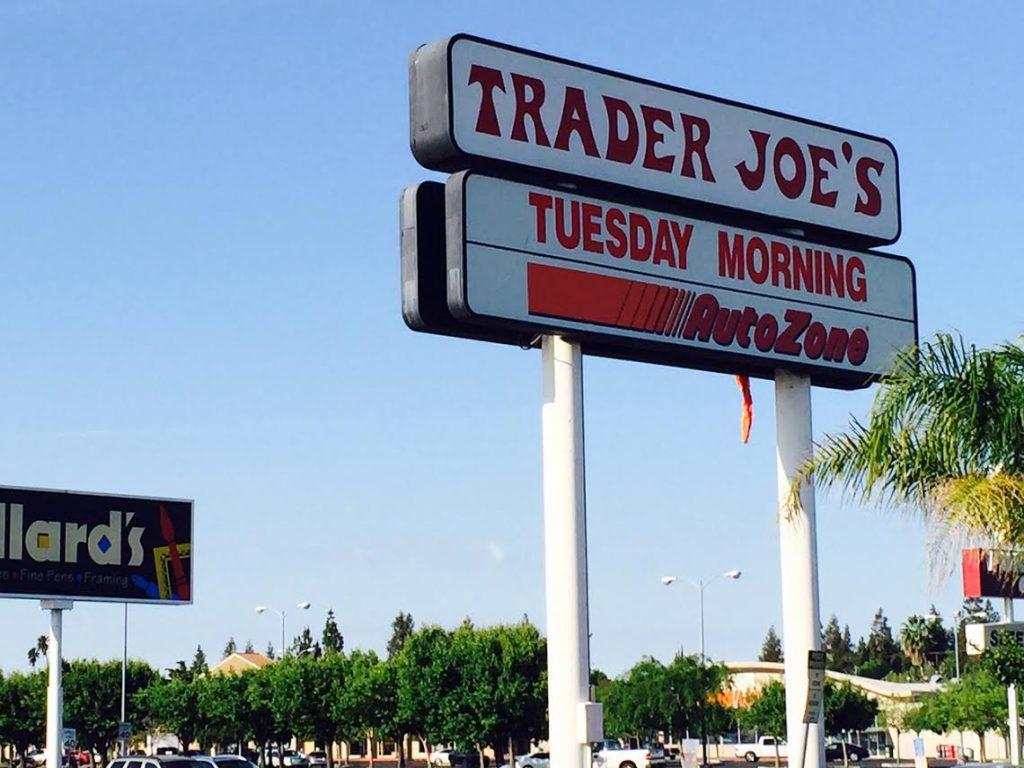Trader Joe's Fresno